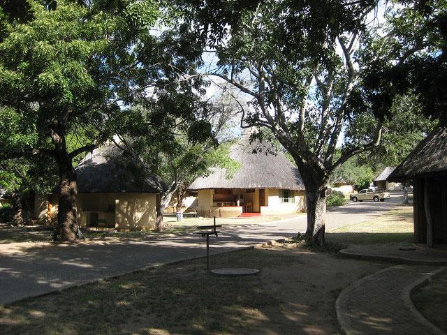 Kruger National Park camping