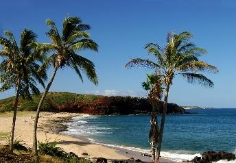 Molokai Island-Hawaii