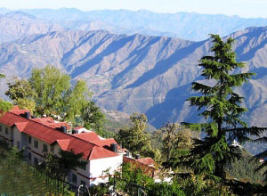 The Lush Green Hills of Mussoorie
