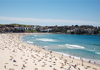 Bondi Beach – The Most Beautiful Beach at North South Wales, Australia