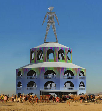Burning Man – The Biggest Art Fest of the World
