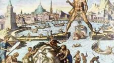 Colossus of Rhodes, Greece