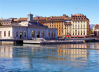 Geneva: Switzerland's Most Visited City