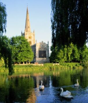 Stratford-Upon-Avon – Come Home to William Shakespeare