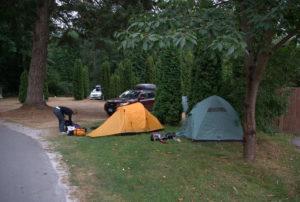 Sunshine Coast camping