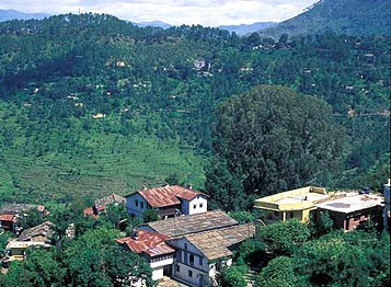 The Majestic Hill Station of Almora