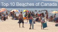 Top 10 Beaches of Canada