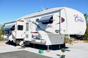 choosing an RV resort