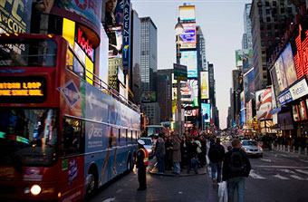 New York Double-Decker Bus Tours: An Easy Way to Explore the City