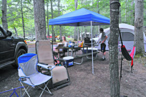 family camping destinations