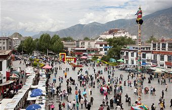 Lhasa – The Rooftop of the World
