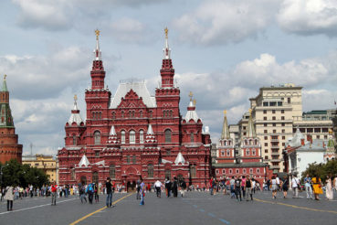 Top 5 Things to See and Do in Moscow