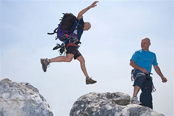 That First Mountain Climb: How to Expect the Unexpected