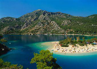 Ölüdeniz, Turkey – Great Travel Destination with Plenty of Beach Resorts