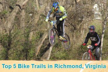 Richmond Bike Trails: 5 Best Places to Ride a Bike in Richmond, VA