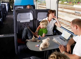 Relax on Your Next Family Trip by Taking to the Rails